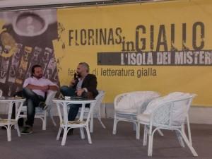Emiliano Di Nolfo presenta Giulio Perrone