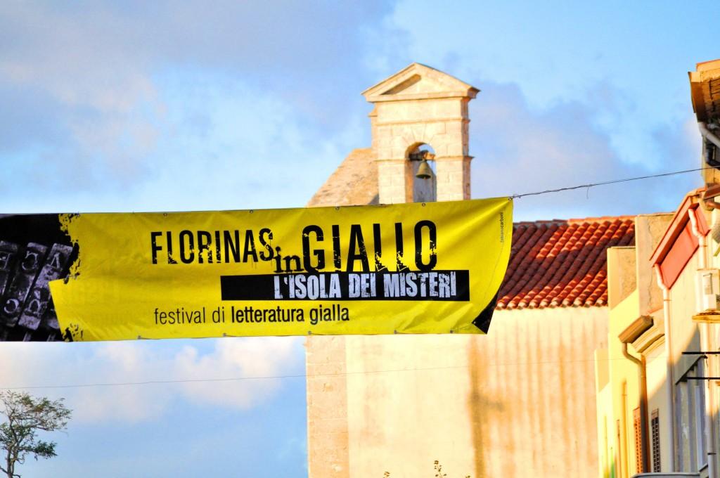 Florina in giallo - l'Isola dei misteri 2018