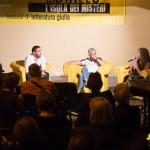 Ignazio Caruso, Pasquale Ruju e Paola Barbato