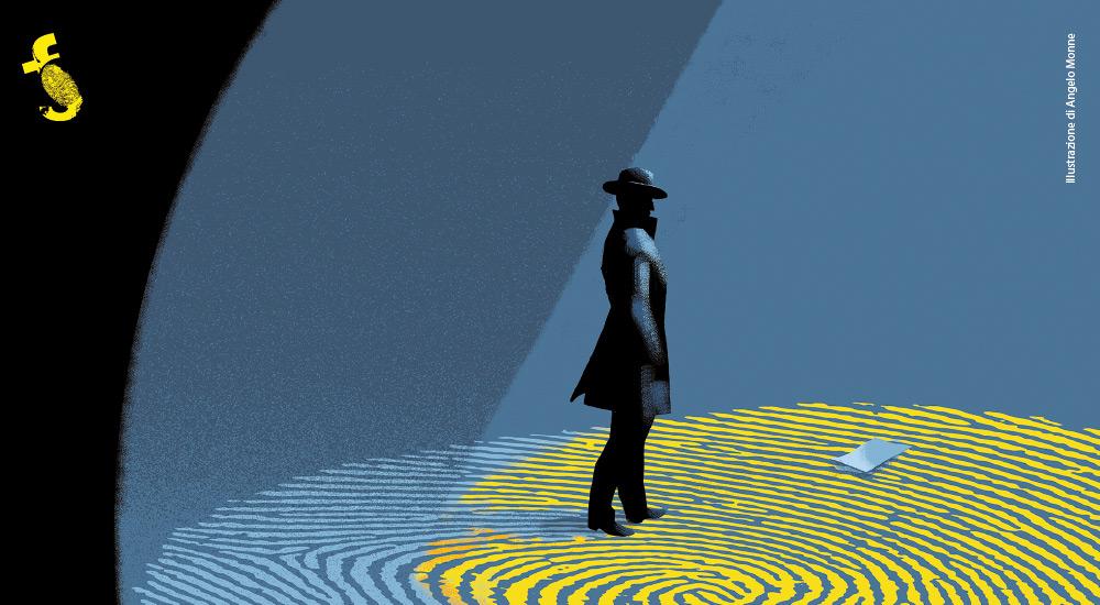 florinas in giallo 2019 - I laboratori per i piu giovani. Illustrazione di Angelo Monne